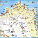 Kuwait City Tourist Map See map details From travelportal.info