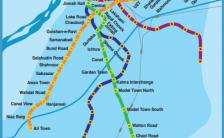 orange train lahore route map Archives - TravelsFinders Com ®