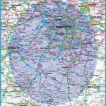 Manchester On Map