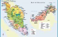 street map malaysia hotel map malaysia map of malaysia landmarks
