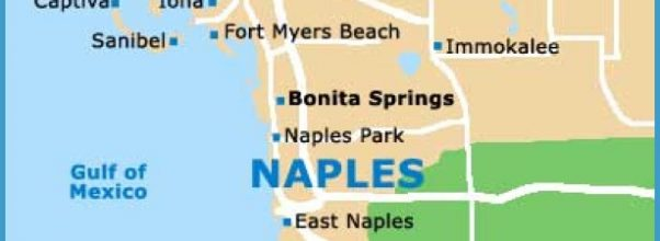 Naples Tourist Attractions and Sightseeing: Naples, Florida - FL, USA