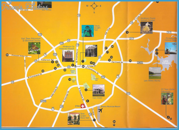 Houston Map Tourist Attractions – Houston Tourist Attractions Map