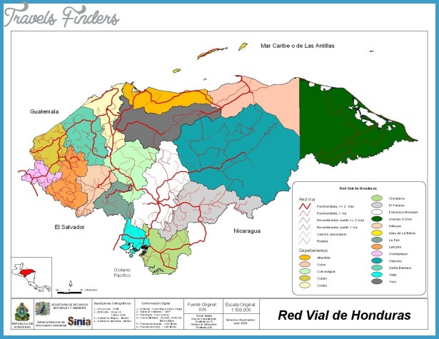 File Name : Mapa-de-Carreteras-de-Honduras-3023.jpg Resolution : 1564 ...