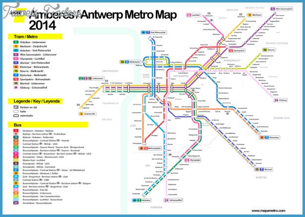 pdf version of the map underground map antwerp antwerppdf