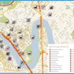 Map of Brisbane Attractions | Sygic Travel