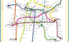 Mexico City Subway Map Wheres The Airport.Mexico City Airport Subway Archives Travelsfinders Com