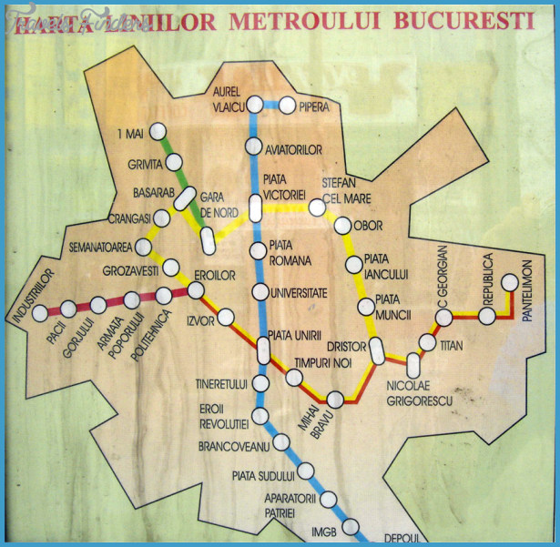 UrbanRail.Net > Europe > Romania > BUCHAREST Metro
