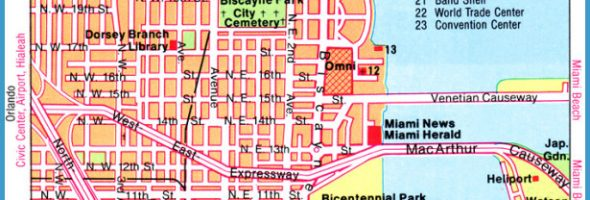 Destinatios Archives – Tourist Attractions Map In Miami
