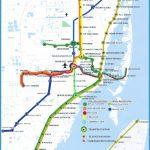 Plan des métros Miami