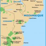 Mozambique Travel Guide and Tourist Information: Mozambique, South