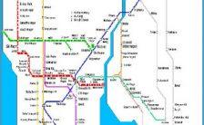 Mumbai Subway Map.Mumbai Metro Line 2 Archives Travelsfinders Com