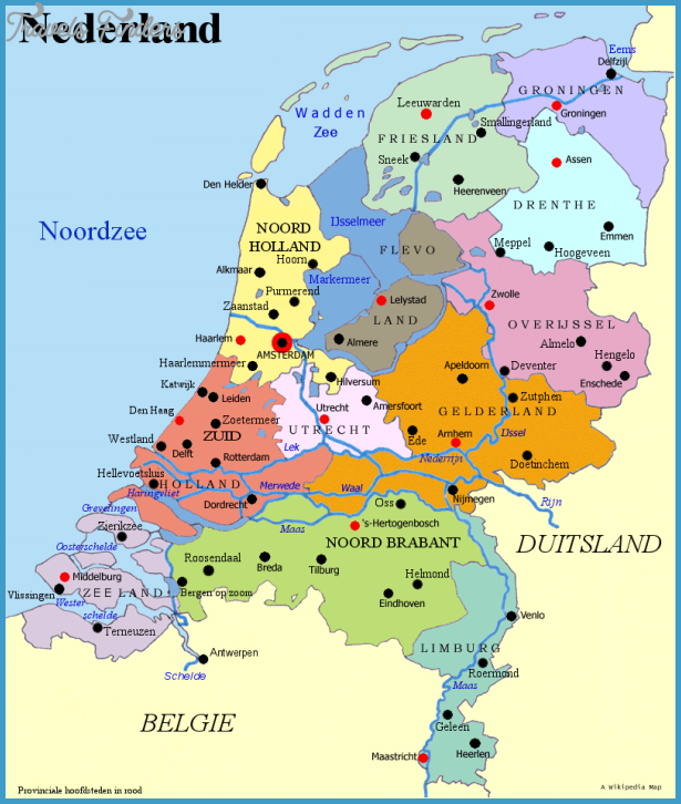Bestand:Netherlands map large dutch 3.png - Wikipedia