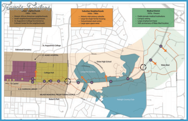 newbern_corridormap_png raleigh map tourist attractions