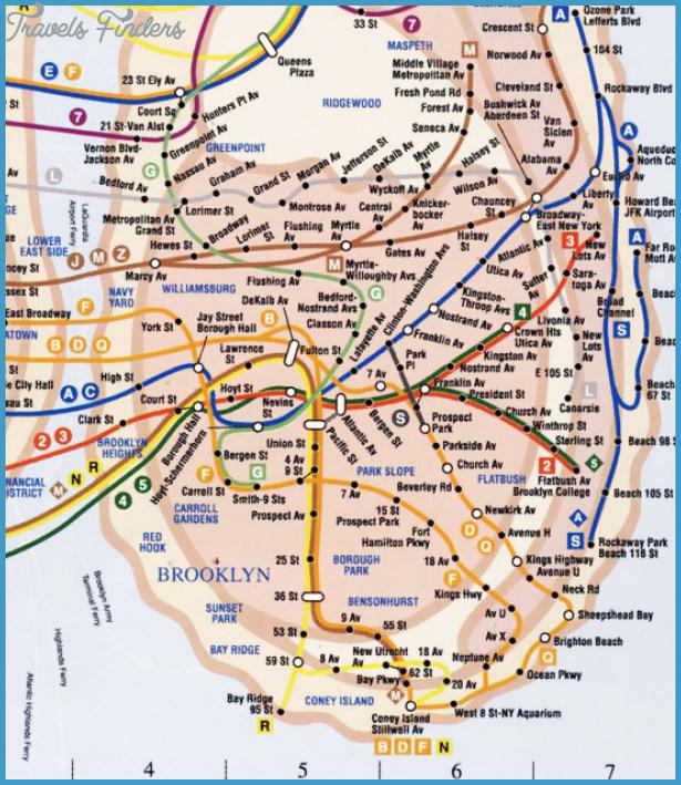Nyc Subway Map From 2000.Sacramento Subway Map Travelsfinders Com