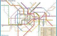 Vignelli est à l'origine de la signalétique du métro new yorkais