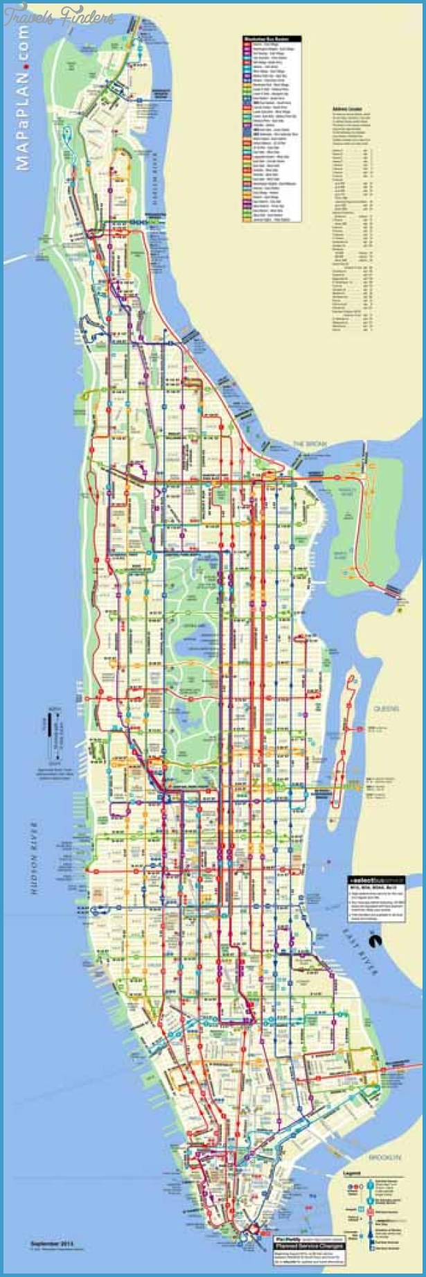 New york metro map tourist attractions travelsfinders com for Top 10 tourist attractions in nyc