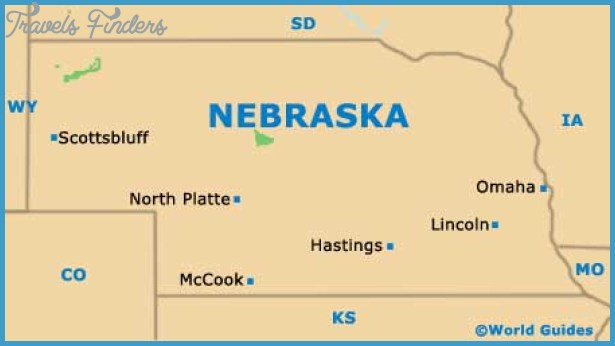 Omaha Map Tourist Attractions – Tourist Attractions Map In Nebraska