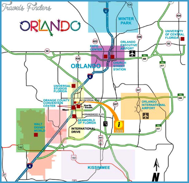 ... visit to orlando here are a couple transportation maps of orlando fl