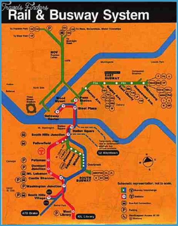 route for the Twin Cities with this map from the transit authority