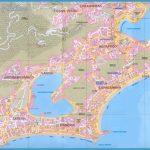 detailed rio city map rio de janeiro subway map