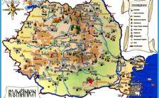 Harta Romaniei Rutiera Archives Travelsfinders Com