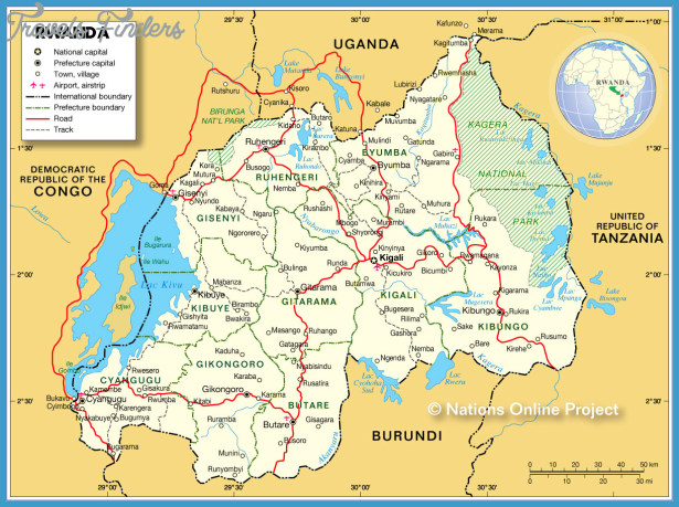 Basic Facts About Rwanda | Intore Expeditions