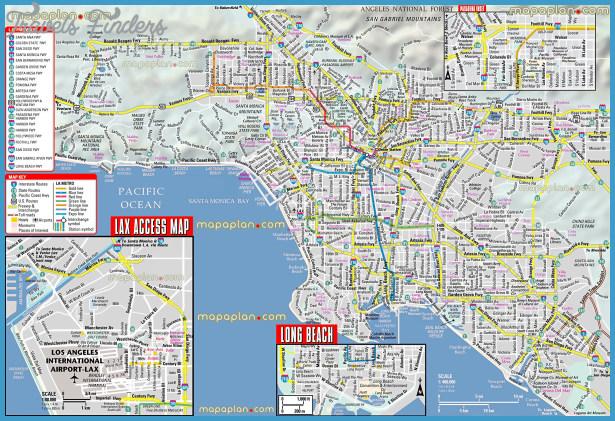 ... San Bernardino, Santa Ana, San Diego, Harbor, Ronald Reagan, Artesia