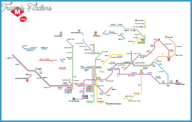 San Bernardino Subway Map - TravelsFinders.Com
