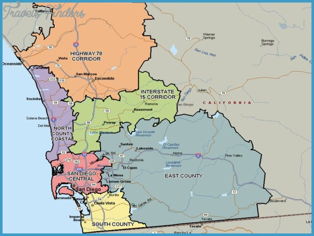 east county san diego map Quotes
