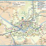 Seoul Subway Map Seoul Metro Map Seoul Korea