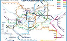 Korea Subway Map 2016 Archives Travelsfinders Com