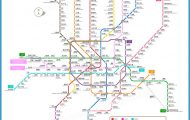 Subway Maps in China Cities, Details of Subway Maps In Main Cities