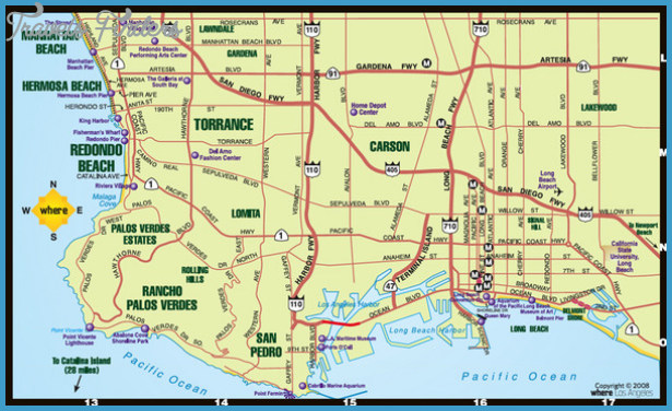 Somalia Map Tourist Attractions – Tourist Attractions Map Los Angeles