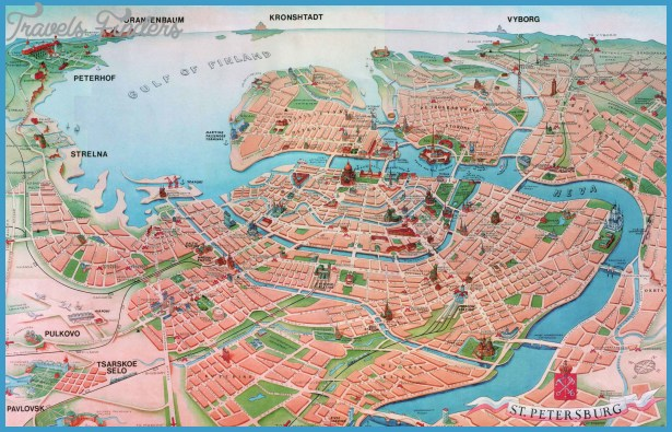 St Petersburg Map Tourist Attractions _0.jpg