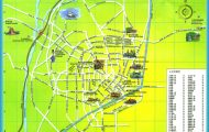 Taichung City map See map details From taiwantravel.co.kr