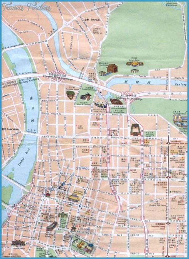 taipei map tourist attractions _1jpg