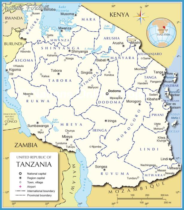 Kilwa On World Map 28380 Usbdata
