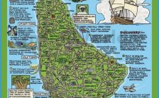 argentina map with tourist attractions MEMES