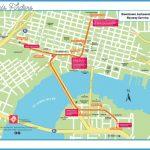 Metro map of Jacksonville Full resolution