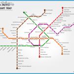 Wien Metro Restaurant Map | Foodtable Magazin