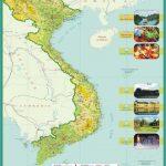 map of vietnam - dong travel, paket tours incentive wisata ke vietnam