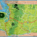 Washington State Map - Go Northwest! A Travel Guide