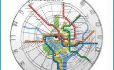 washington subway map pdf Archives - TravelsFinders.Com ®