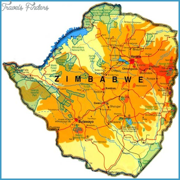 Zimbabwe | Native Trails Tours & Safaris