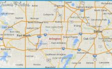 Map Of Arlington Texas.Arlington Tx Map Archives Travelsfinders Com