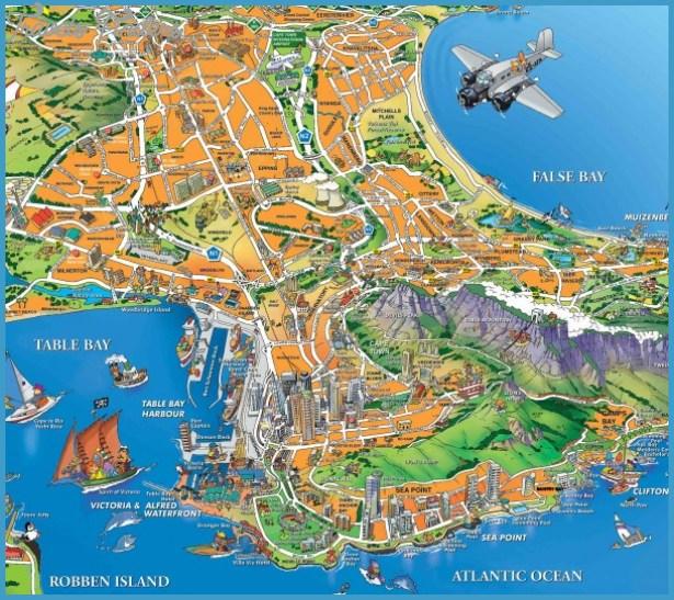 Gilbert town Map Tourist Attractions TravelsFindersCom