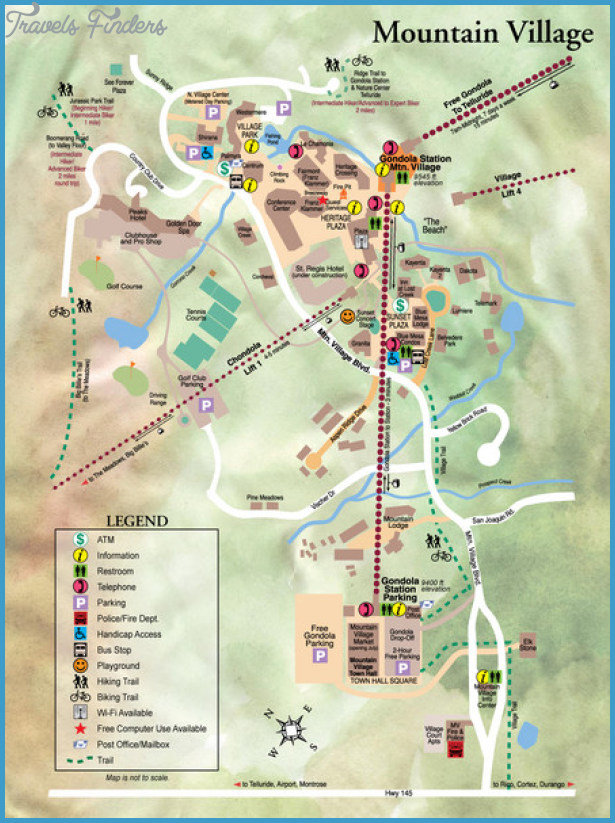Colorado Springs Map Tourist Attractions – Colorado Springs Tourist Attractions Map