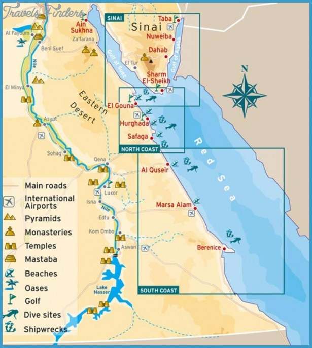 Egypt Map Tourist Attractions  _0.jpg