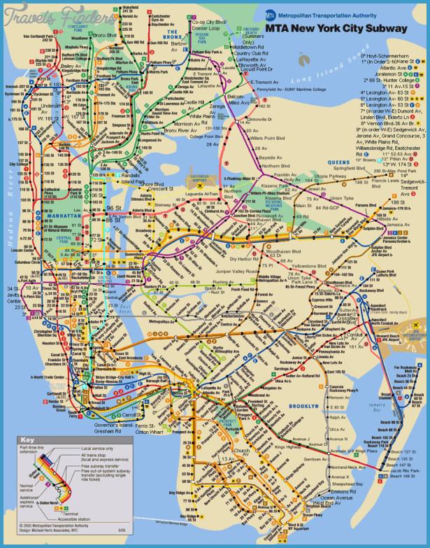 Fantasy Nyc Subway Map.Kenya Subway Map Travelsfinders Com