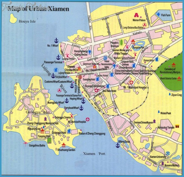 Hefei Map Tourist Attractions _11.jpg